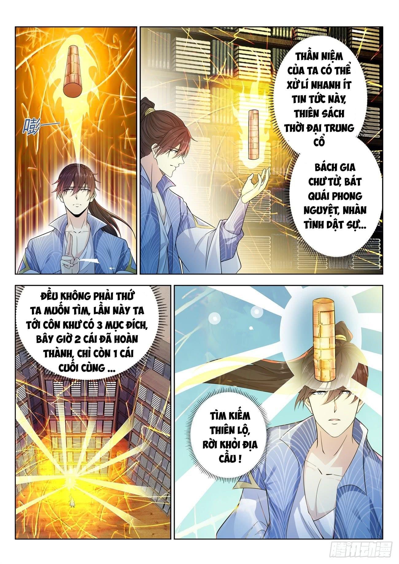 Trọng Sinh Đô Thị Tu Tiên chap 389 - Trang 5